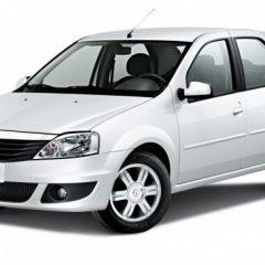 Стекло лобовое для Renault Logan, Dacia Logan (2004-2012)