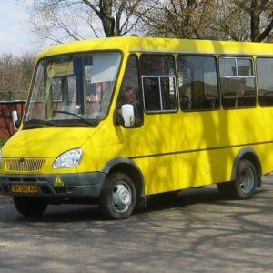 Стекло лобовое для автобусов БАЗ 2215 (5206010)