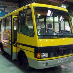 Стекло лобовое для автобусов БАЗ Эталон А 079