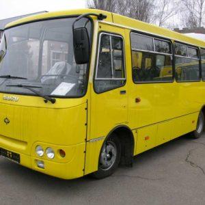 Стекло лобовое для автобусов Богдан А 092
