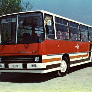 Стекло лобовое для автобусов Икарус 255, 260