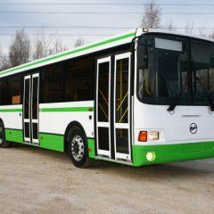 Стекло лобовое для автобусов ЛиАЗ 5256