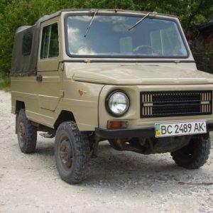 Стекло лобовое для для микроавтобусов ЛуАЗ 969 Волынь