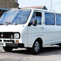Стекло лобовое для для микроавтобусов РАФ 2203