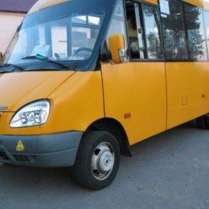 Стекло лобовое для для микроавтобусов Рута 19