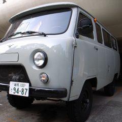 Стекло лобовое для для микроавтобусов УАЗ 452