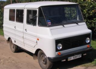 Стекло лобовое для для микроавтобусов Жук А 07