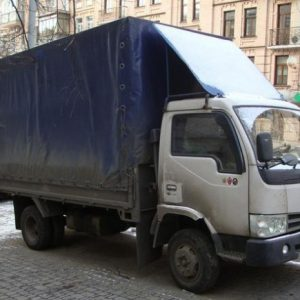 Стекло лобовое для грузовика Dong Feng 1051