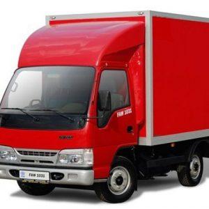 Стекло лобовое для грузовика FAW 1031, 1041, 1047