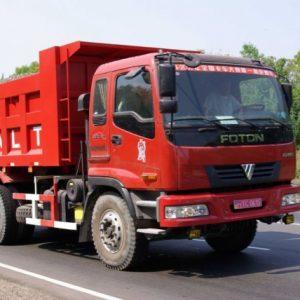 Стекло лобовое для грузовика Foton 3251