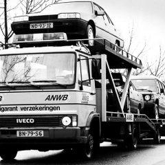 Стекло лобовое для грузовика Iveco Zeta (низкий)