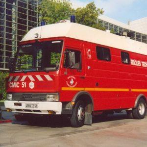 Стекло лобовое для грузовика Iveco Zeta (высокий)