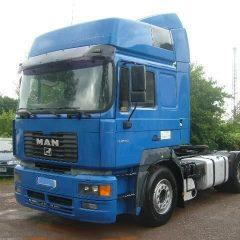 Стекло лобовое для грузовика Man F 90 Comandor (широкая кабина)