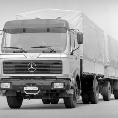 Стекло лобовое для грузовика Mercedes FH 389, 1626-1638-1926-2238-2432