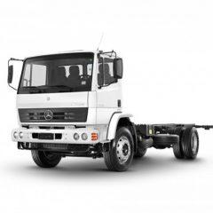 Стекло лобовое для грузовика Mersedes FH 381, 1617-1619-1719-1926-1932