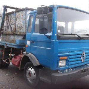 Стекло лобовое для грузовика Renault Midliner 110-200