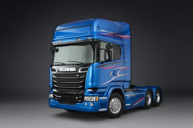 Стекло лобовое для грузовика Scania 5 Serie