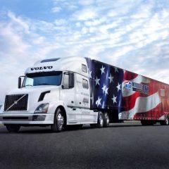 Стекло лобовое для грузовика Volvo Amerikan