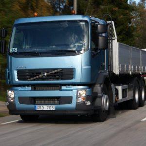 Стекло лобовое для грузовика Volvo FE (2007)