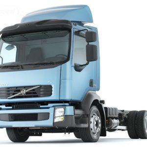 Стекло лобовое для грузовика Volvo FL (2007)