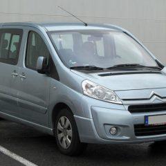 Стекло лобовое для микроавтобусов Citroen Jumpy G 9 (2007)