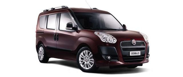 Стекло лобовое для микроавтобусов Fiat Doblo