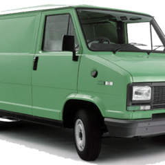 Стекло лобовое для микроавтобусов Fiat Duсato 82-94