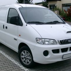 Стекло лобовое для микроавтобусов Hyundai H-1