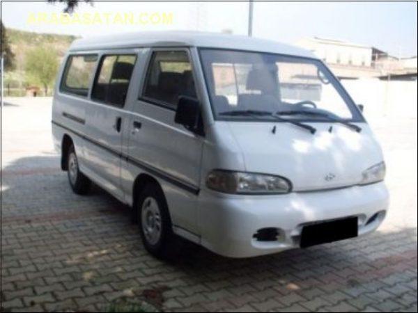 Стекло лобовое для микроавтобусов Hyundai H 100
