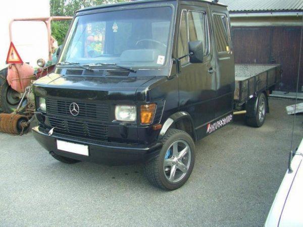 Стекло лобовое для микроавтобусов Mercedes 207, 307, 308, 310, 409, 410