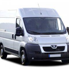 Стекло лобовое для микроавтобусов Peugeot Boxer
