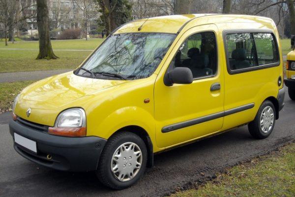 Стекло лобовое для микроавтобусов Renault Kangoo