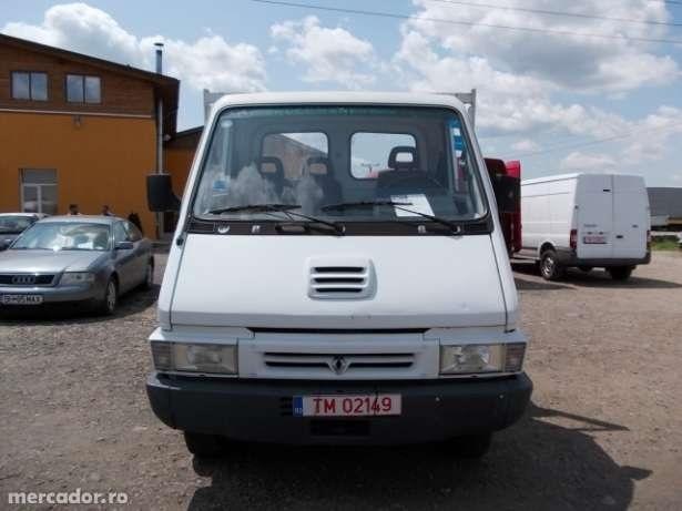 Стекло лобовое для микроавтобусов Renault Master (1997 )