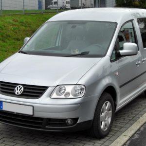 Стекло лобовое для микроавтобусов Volkswagen Caddy до 2004 г