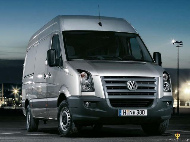 Стекло лобовое для микроавтобусов Volkswagen Crafter