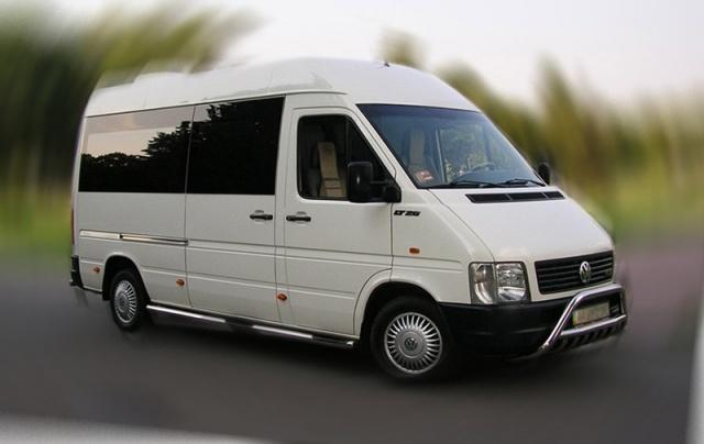 Стекло лобовое для микроавтобусов Volkswagen LT 28-45