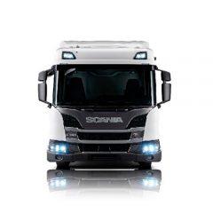 Автостекло для грузовиков Scania