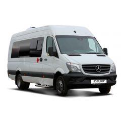 Автостекло для импортных микроавтобусов